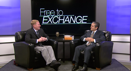 PBS TV show Free to Exchange